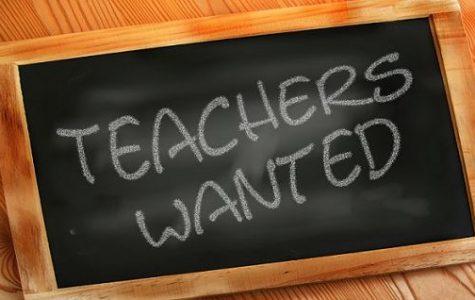 Esther's teacher shortage article