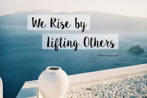 Ideas for Lifting Others
