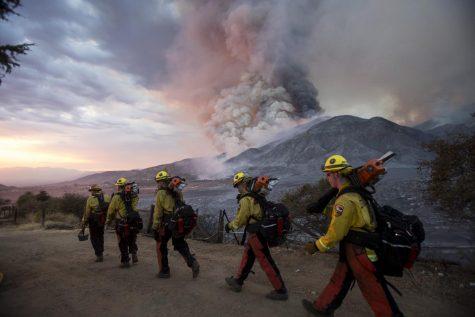California Fires: Through the Camera Lens
