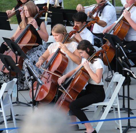 Orchestra Student Spotlight - Karina Miner