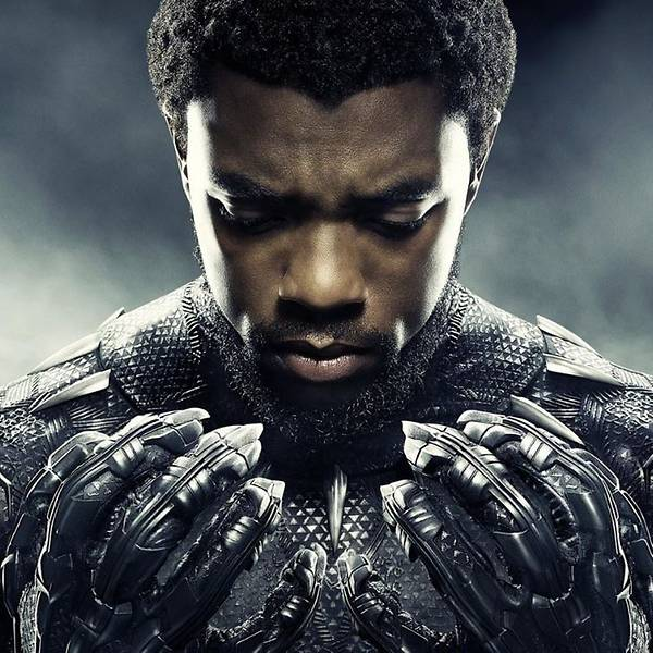 Gone Too Soon - Chadwick Boseman