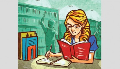 What Makes a Good Student?